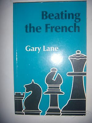 CHESS ECHECS: Beating the French, 1994, BE