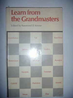 CHESS ECHECS: Learn from the Grandmasters, 1975, BE