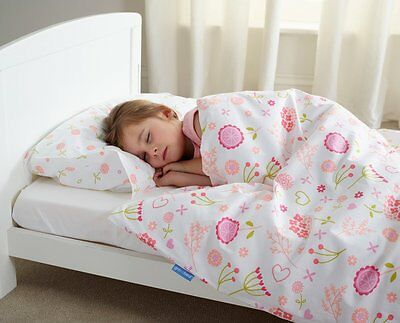 The Gro Company Gro-to-Bed Duvet Cover - Daisy Dreams (Single)