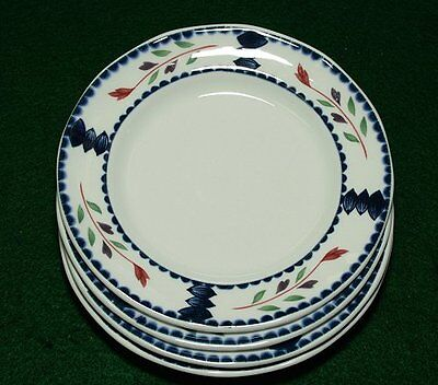 "4 Adams Lancaster  Bread & Butter Plate 6"" English Ironstone"