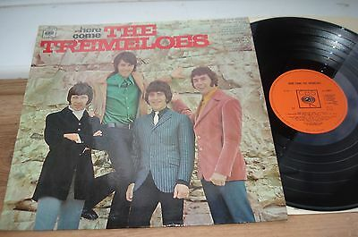 Here Come The Tremeloes 1ST PRESS!! 33 A2/B1  PLAYS EX! ORIGINAL 1967 UK LP