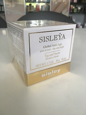 SISLEYA GLOBAL ANTI-AGE Day and Night Cream 50 ml OVP