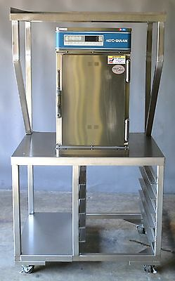 Used, Alto-Shaam 500-TH/III Halo Heat Cooking Hold Oven With Stand, Excellent, F