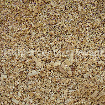 70 Litre Bag of Oil Absorbent Wood Saw Dust for Cleaning Workshop Garage Supply