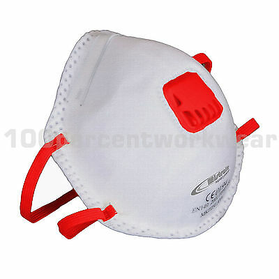 Scan Moulded Disposable Mask Valved FFP2 Protection Box of 10 SCAPPEP2MVB