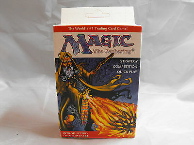 Magic The Gathering Factory Sealed Introductory Two-Player Set From 1996