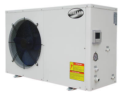 New Home Air Source Air To Water Heat Pump Heater 10Kw Rrp £1899