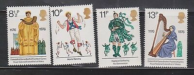 Great Britain Scott # 790-3 Mint Never Hinged - British Cultural Traditions