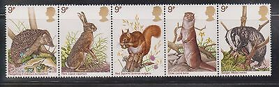Great Britain Scott # 820a Mint Never Hinged -Wildlife Protection Issue