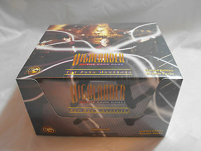 Highlander Ccg Tcg The Four Horsemen Sealed Booster Box