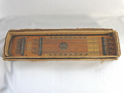 Vintage Guitar-O-Lin GuitarOLin Stringed Instrument Zither Family Lancaster PA