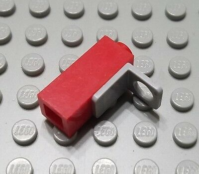 The LEGO Movie Red Emmet Piece of Resistance Minifigure Brick Accessory Piece