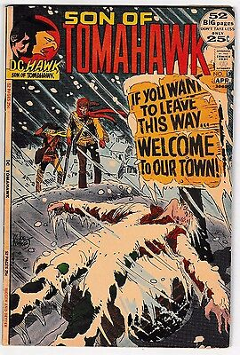 SON OF TOMAHAWK #139 (VG/FN) Frank Thorne Art! Frank Frazetta Art! 52 Pages 1972