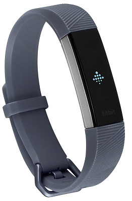 Fitbit Alta HR blue grey              Small