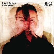"LP DAVE GAHAN & SOULSAVERS ""ANGELS & GHOSTS"". New"