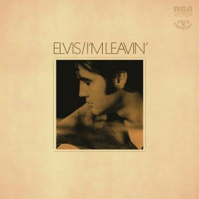 "LP ELVIS ""IM LEAVIN -RSD 2016-"". New"