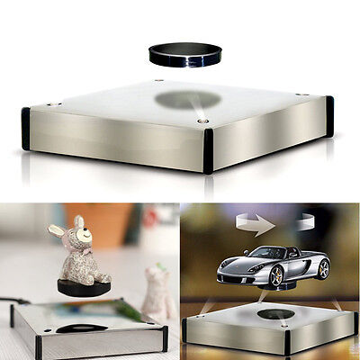 Magnetic Levitation Floating Display Rotating Show Jewelry Shop Store Plateform