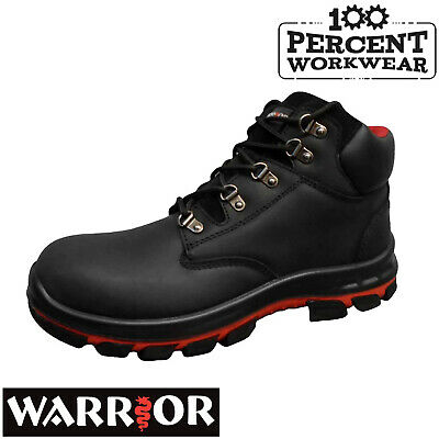 Pro Mechanics Tradesman Engineers Builders Drivers Work Safety Boots Steel Toe