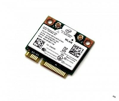 DELL Intel Wireless-N 7260 WiFi Bluetooth Card 7260HMW Y74H6