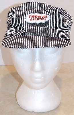 Learning Curve Thomas & Friends Navy/White Stripe Engineer's Hat