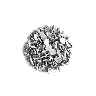 13mm Galvanised Roof Shed Felt Clout Head Nails Pack of 250 Roofing Felt Nails