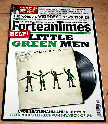 Fortean Times 299 (April 2013) - Liverpool Leprechaun Invasion