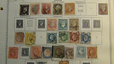 Spain stamp collection on Minkus pages to '90