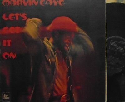 MARVIN GAYE - Lets Get It On ~ GATEFOLD VINYL LP