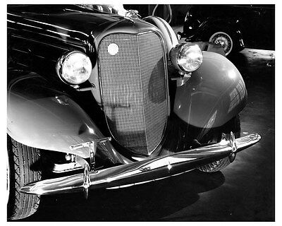 1935 Lincoln Factory Photo uc6596