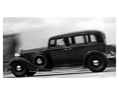 1934 Lincoln Factory Photo uc6594