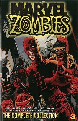 Marvel Zombies: The Complete Collection Volume 3 (Paperback), Fre. 9780785188995