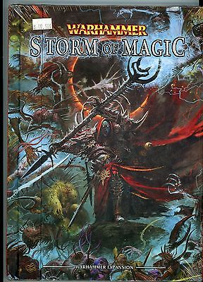 Warhammer: Storm of Magic (HC Book)