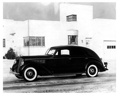 1938 Lincoln Factory Photo uc6653
