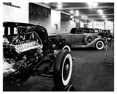 1935 Lincoln Factory Photo uc6609