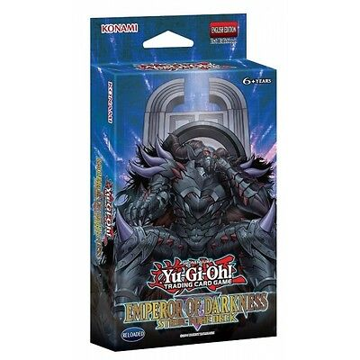 Yu-Gi-Oh! TCG Emperor of Darkness Structure Deck - Brand New!