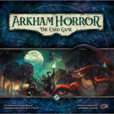 Arkham Horror The Card Game - Brand New!