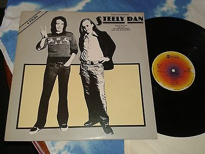 "Steely Dan - Four Tracks DALLAS+3 UK 12"" Single ABC/Anchor1977*VINYL EXCELLENT*"