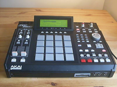 Akai Mpc2500 128Mb Sequencer Sampler With Cf Drive, Manual,4Gb Cf & Free Uk Post