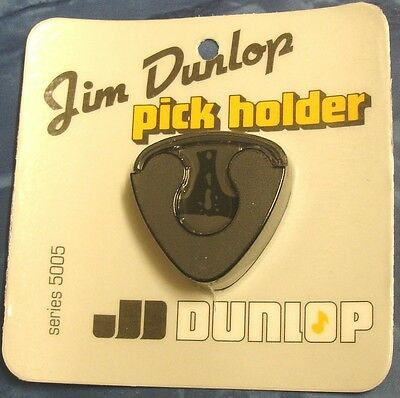 "Pickholder Plektrum - Box ""jim Dunlop""   185492   Schwarz     >>> N E U <<<"
