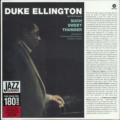 Such Sweet Thunder (180g), Duke Ellington, Vinyl, 8436028698844