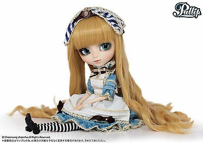 Pullip Classical Alice Orthodox Groove fashion doll in USA blue