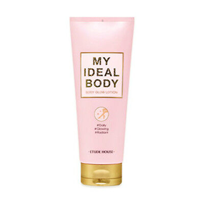 Etude House NEW My Ideal Body Glow Lotion 200ml - Korea Cosmetic
