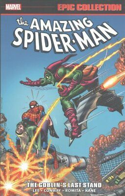 Amazing Spider-Man Epic Collection: The Goblin's Last Stand 9781302904074