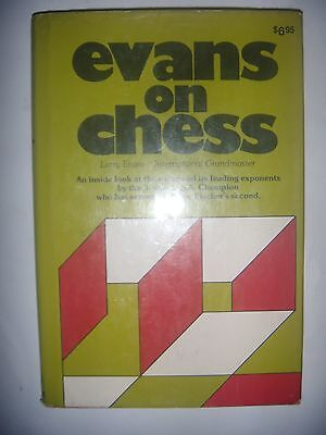 CHESS ECHECS: Evans on Chess, 1974, BE