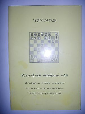 CHESS ECHECS: Trends in the Grünfeld without 4cd5, 1990, BE