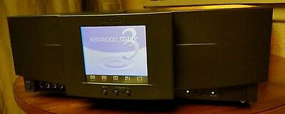 Kenwood Stage-3 A/v Pre-Amp - Xlnt Condition