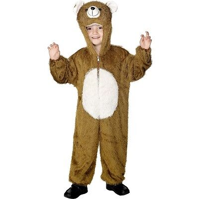 Childrens Fancy Dress Cow One Piece Costume Boys Girls Suit by Smiffys