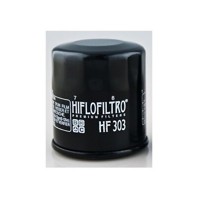 HifloFiltro Replacement Motorcycle Oil Filter HF303