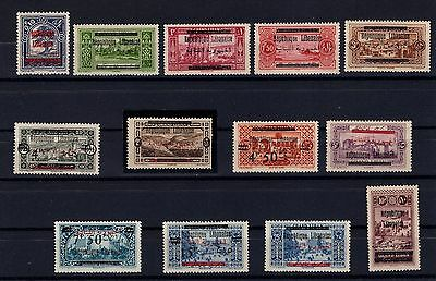 P26475/ Grand Liban / Lebanon / Maury # 97 / 109 Neuf / Mint 272 €