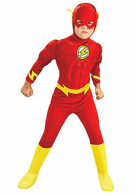 The Flash - Child Muscle Costume